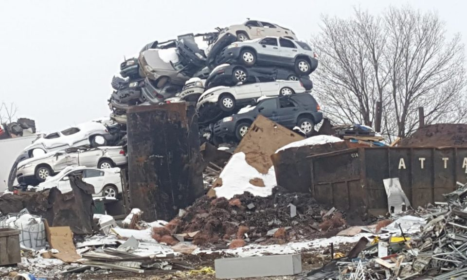 Scrap car removal Caledon