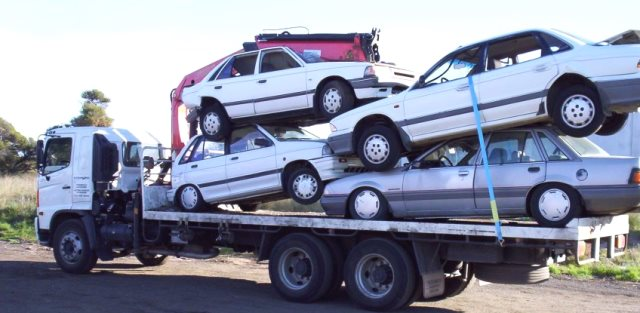 Scrap car removal Brampton