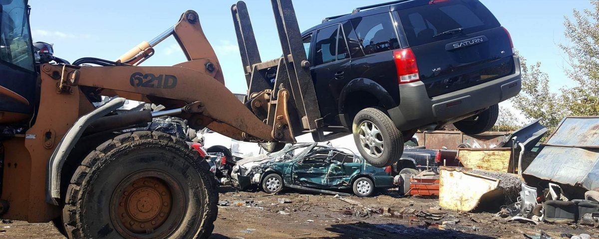 Cash for scrap cars