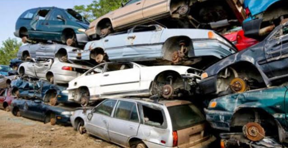 Image result for scrap car removal