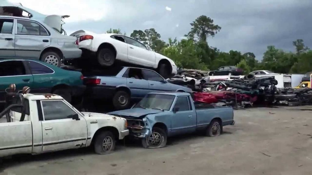 Highest Paying For Junk Cars >> Highest Prices Paid For Junk Cars Green Way Scrap Car Removal