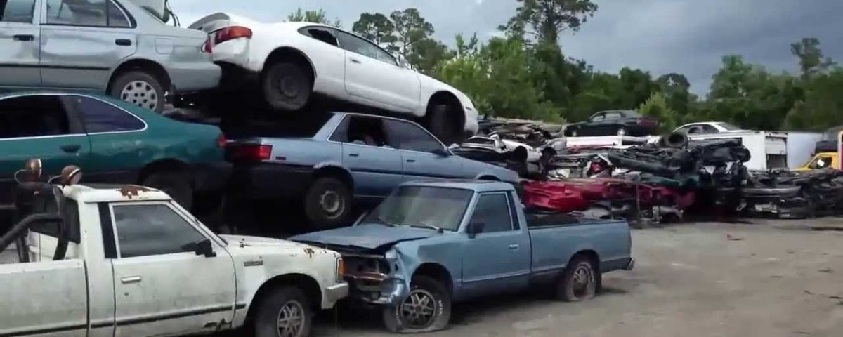highest prices paid for junk cars
