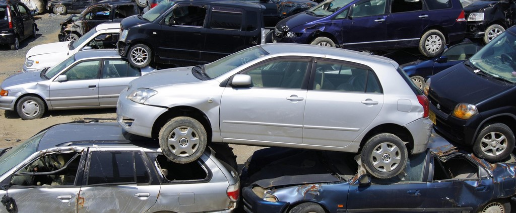 Junk Car Removal Towing