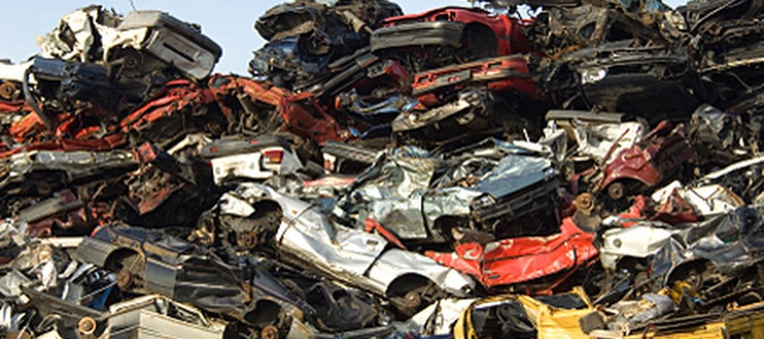 scrap car removal north york