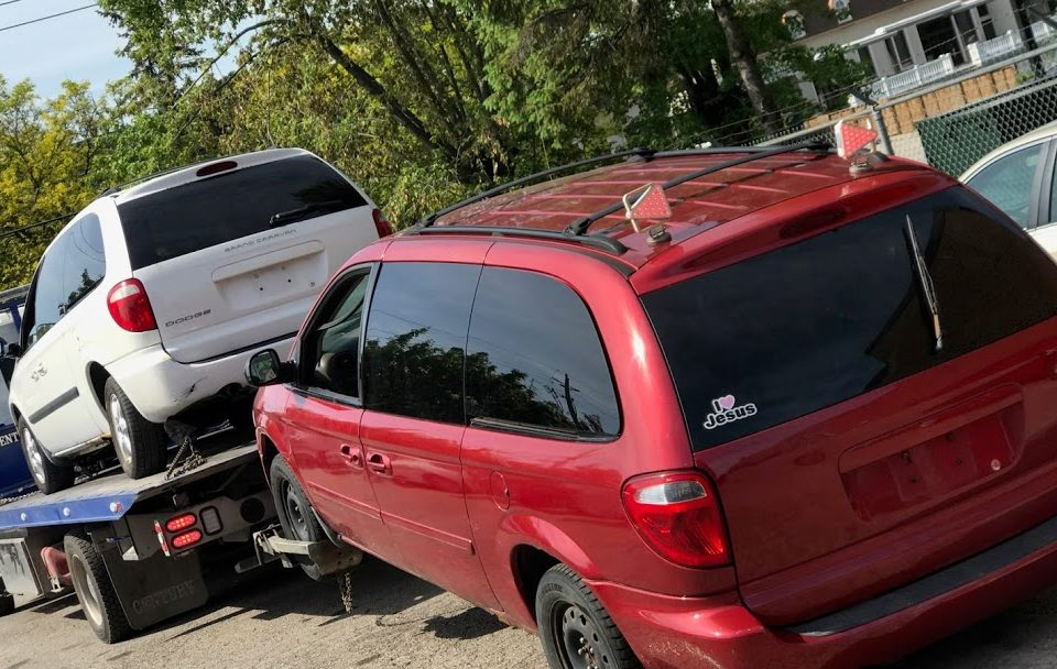 Scrap Car Removal and Junk Car Removal Services