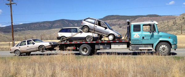 Free Junk Car Removal & Tow