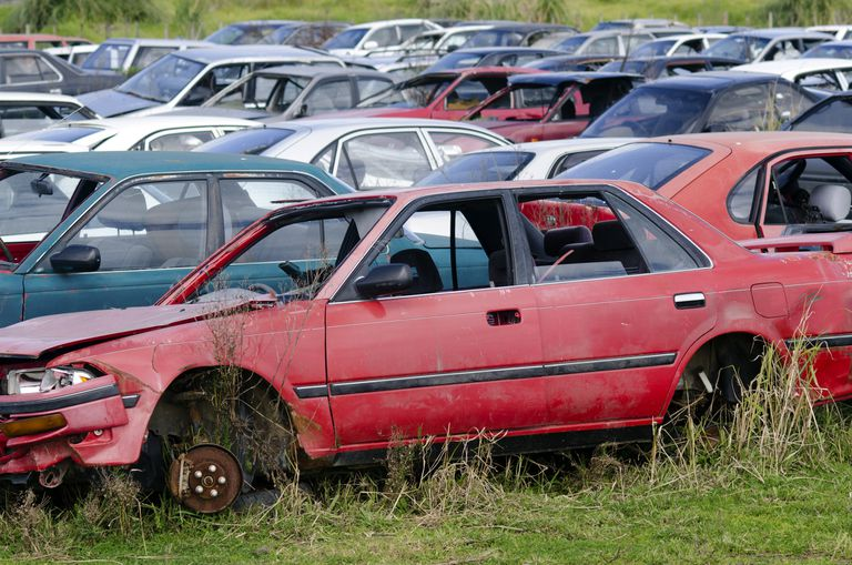 Sell your junk car now Brampton Durham