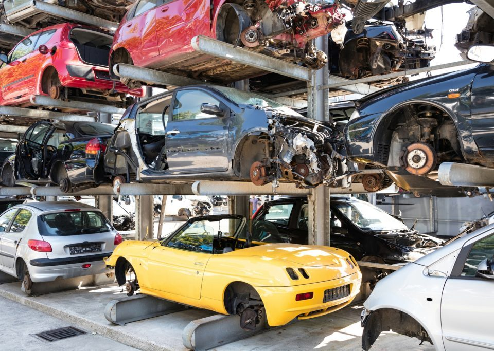 How to Get the Most Cash for Your Junk Car