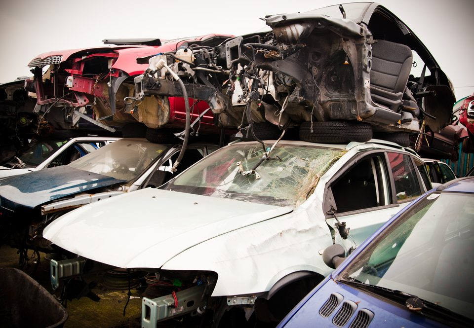 The Top 5 Benefits of Recycling Vehicles