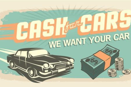 Get Cash Fast by Selling Your Scrap Car Today