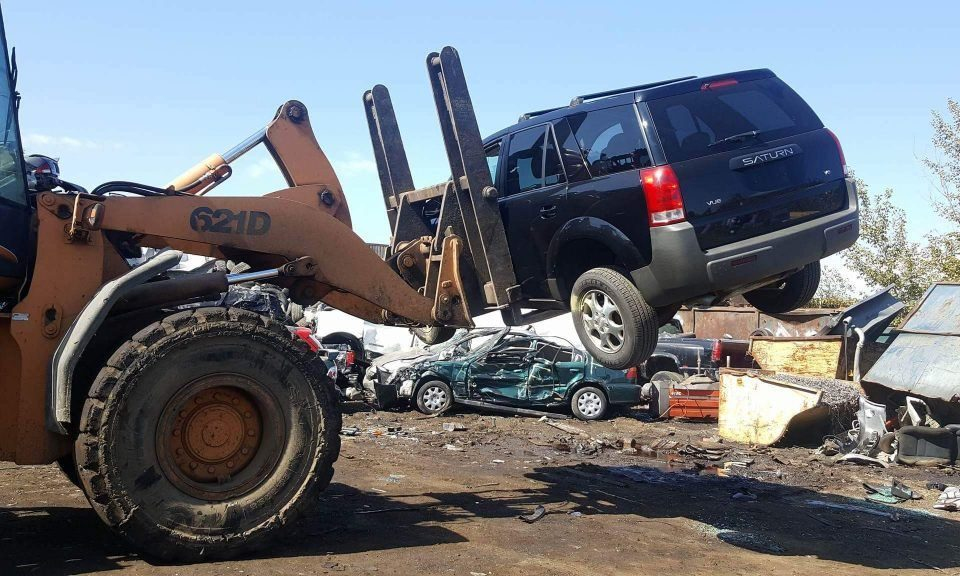 Junk Car Removal Mississauga |CASH For Cars